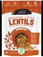 Crunchy little lentils barbecue