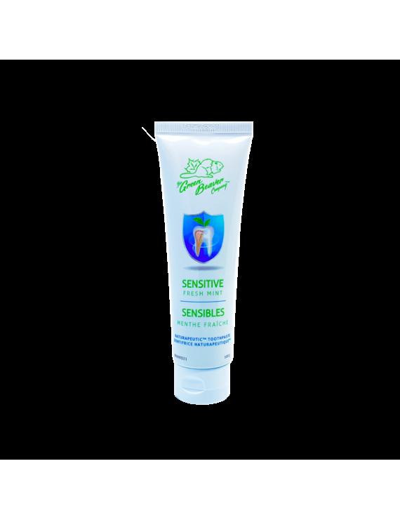 Sensitive  fresh mint Naturapeutic Toothpaste