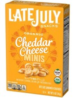 cheddar cheese minis
