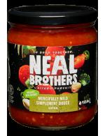 NB organic mercifully mild salsa