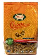 Organic quinoa brown rice fusilli