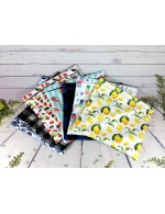 "Reusable freezer size bag 11""X11"" 