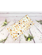 """Reusable waterproof bread size bag 9""""x18"""" 