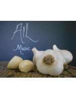 Garlic from Rigaud