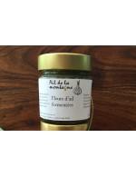 Fermented garlic scape
