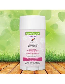 Wild flowers deodorant