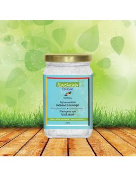 Wild minth flavoured salt