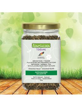 Balsam fir Decoction/Herbal tea