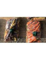 Colored organic Carots 5lbs