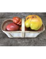 4Lbs basket Heirloom Tomato