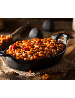 Maple Syrup Baked Beans