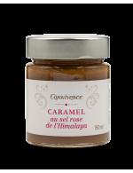 Himalaya pink salt caramel