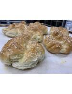 8 small challah bread (for burger) 80gr/each