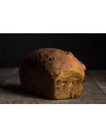 Lemon-Fig Vegan Mini-Loaf