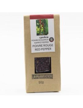 Red Kampot  organic pepper