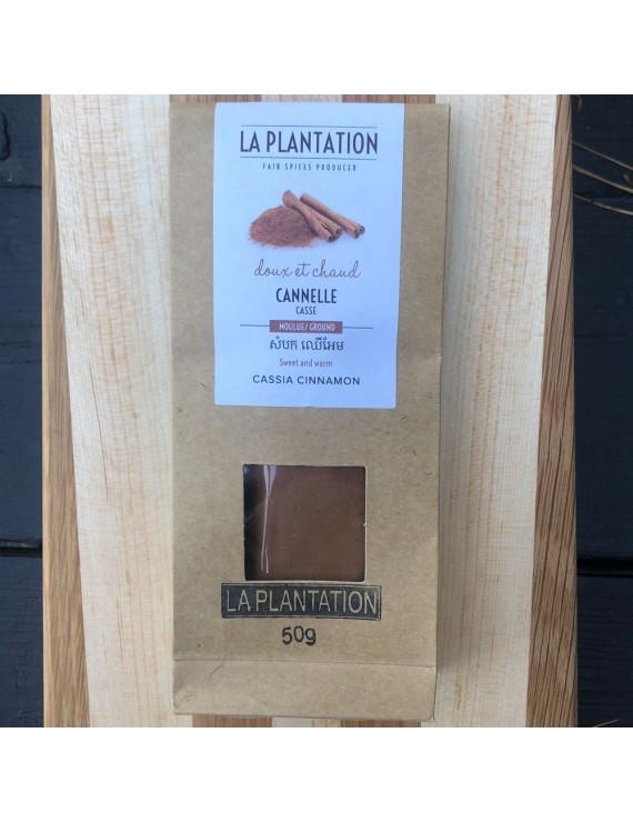 Cassia- Cinnamon 50g