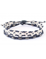 Wakami  - Kreation Bracelet Unisex (Blue)