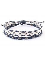 Wakami  - Kreation Bracelet Unisex (Blue)