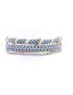 Wakami Bracelet - Circle of Life (Blue)