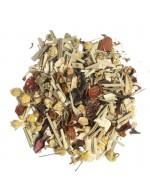 Chamomile and citrus herbal tea