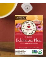 Echinacea plus herbal tea