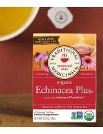 Echinacea plus herbal tea