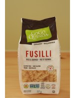 Quinoa and rice Fusilli