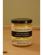 Yellow turmeric Mustard