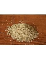 Hemp seeds shelled