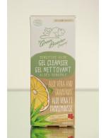 Natural Aloe gel cleanser