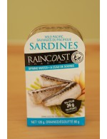 Sardines in spring water