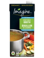 VEGETABLES Broth liquid