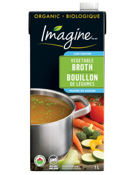 VEGETABLES Broth liquid