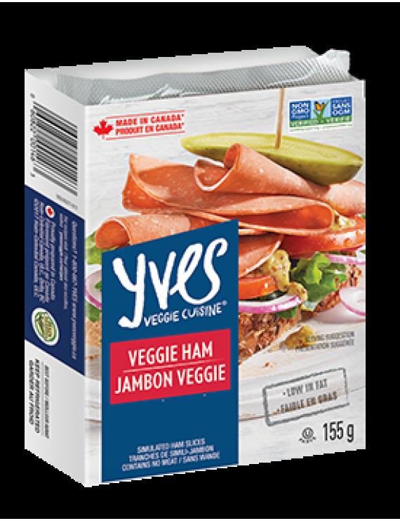 Ham veggie