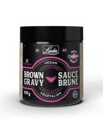 Gluten free vegan brown gravy