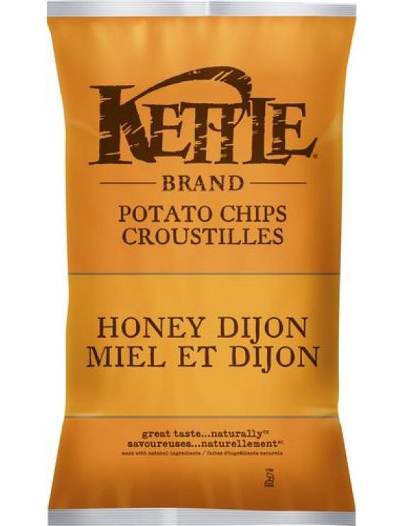 Honey Dijon chips
