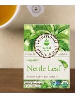 Nettle leaf herbal tea