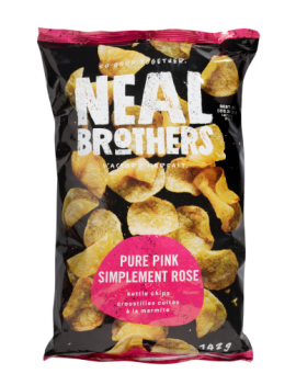NB Pure Pink Kettle Chips