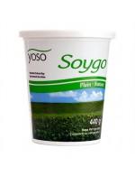 Fermented soya yogourt - plain