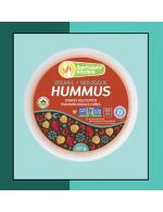 Organic Hummus smoked red pepper
