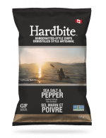 Sea salt and pepper chips