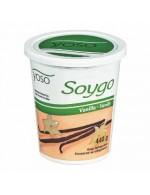 Fermented soya yogourt - vanilla