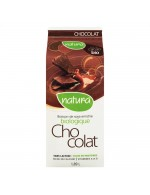 Chocolate enriched soy beverage
