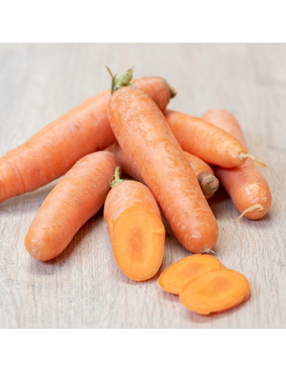 Carrots 2 pounds