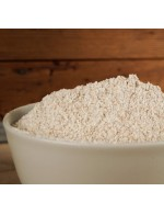 Whole stone-ground wheat flour