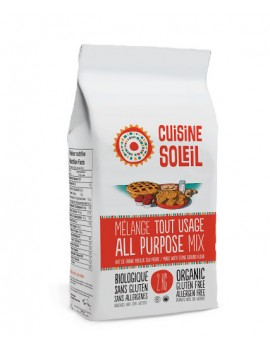 Organic all-purpose mix flour 2kg