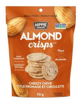 Almond crisps cheeze chive