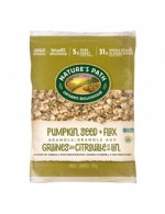 Flax Plus pumpkin flaxseed granola cereal