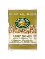 Flax Plus pumpkin flaxseed granola cereal