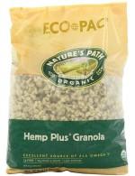 Hemp Hearts whole grain granola cereal - fast cosumption